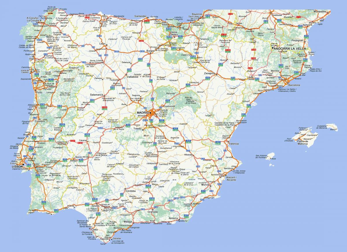 byer i spania